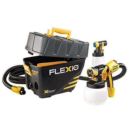 Wagner 0529021 FLEXiO 890 Stationary HVLP Paint Sprayer, Sprays...