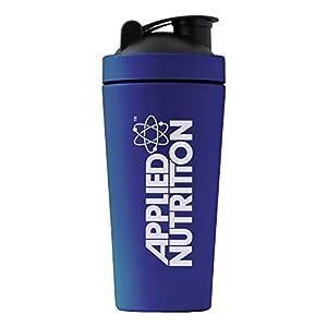 Applied Nutrition Bundle: Diet Whey Protein Powder Low Carb Low Sugar 1kg + 5 Sample Bundle + 750ml Steel Protein Shaker (Vanilla)