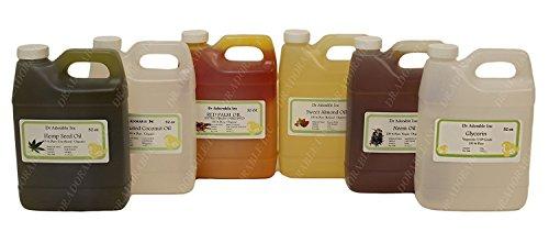 Orange Wax (Liquid,Unprocessed) Natural by Dr.Adorable 32 oz/1 quart