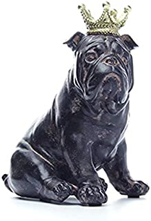 Decal Animal - Resin Craft Animal Statues & Sculptures Garden Statues Sculptures Animal Ornaments Creative Art Carving Dog Statue 1 Pcs - Giant Dog Statue