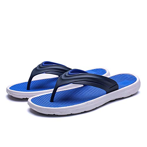 WWLZ Heren Strand Flip Flops 2019 Zomer platte schoenen comfortabele slip-on herenmode sandalen antislip zool heren casual slipper Sh022807