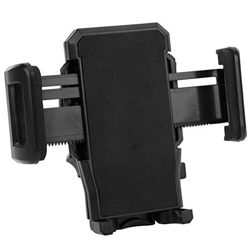 Soporte para teléfono móvil, Yevenr Soporte Universal para teléfono móvil para Bicicleta Soporte para teléfono móvil Soporte para teléfono móvil Giratorio de 360 ° Negro
