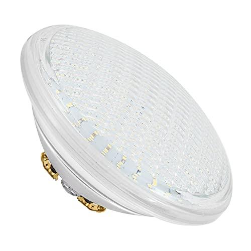 LEDKIA LIGHTING Bombilla LED PAR56 Piscina Sumergible 12V IP68 35W Blanco Cálido 2800K - 3200K
