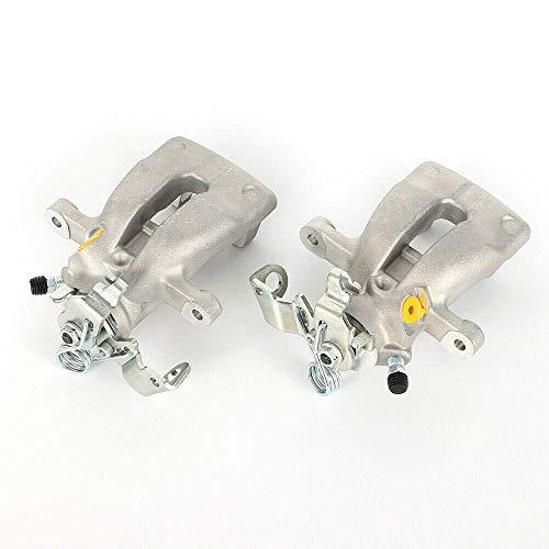 DiLiBee Details zu 2X Bremssattel hinten Links + rechts Für Opel Zafira A 1.8 16V Astra G Meriva