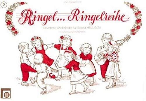 Ringel ringetrij band 2: bekende kinderliedjes voor
