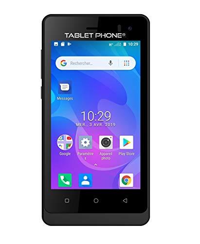 Lexibook Tablet Phone, Smartphone für Tweens und Teens, mit Elternsteuerung, Zeitmanagement, Android, Dual-Kamera, Dual-SIM, SIM-Free - MFS100EN