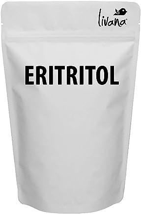 Livana Livana Eritritol 1kg, Azúcar, 1 kilogramos