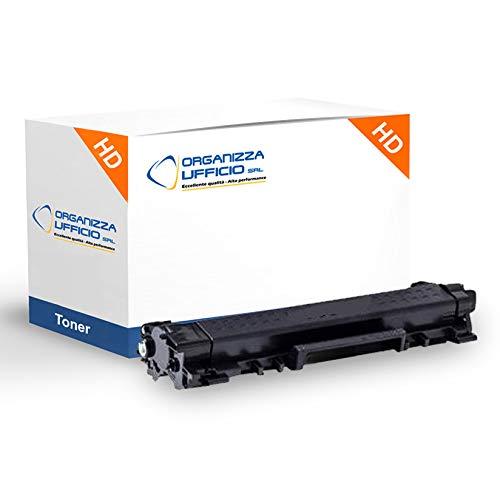 Organizza Ufficio Toner I-TN-2420 Con Chip Compatibile con Brother DCP L2510D, L2550DN, HL L2310D, L2370DN, L2375DW, MFC L2710DN, L2710DW, L2730DW, L2750DW