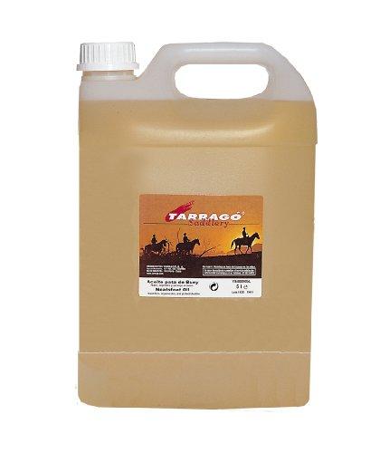Tarrago | Aceite de Pata de Buey Saddlery 5L | Nutre y Regenera los Cueros Resecos de Arreos y Accesorios de Equitación