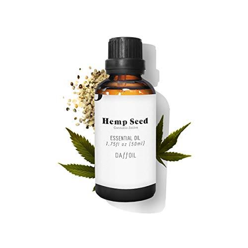 'Aceite esencial semilla de cañamo CBD 50ml puro BIO 100% natural ecológico aromaterapia humidificador'