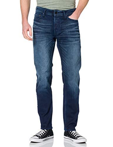 JACK & JONES Herren JJIMIKE JJORIGINAL JOS 597 I.K NOOS Jeans, Blue Denim, 31/34