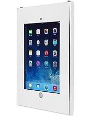 Maclean MC-676 universal väggstativ för iPad 2/3/4/Air, Air 2, surfplattehållare, hållare med låst