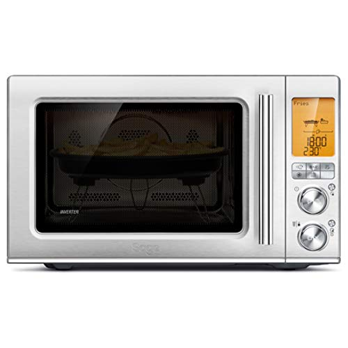 Sage Appliances SMO870 the Combi Wave 3in1, Forno a Microonde, Brushed Stainless Steel