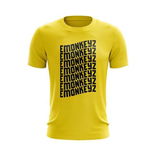 eMonkeyz Club Esports Camiseta Unisex Adulto