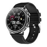LC.IMEEKE Smartwatch,Reloj Inteligente con Pulsómetro,Cronómetros,Calorías,Monitor de Sueño,Podómetro Monitores de Actividad Impermeable IP67 Pulsera Actividad Reloj Deportivo Fitness Tracker