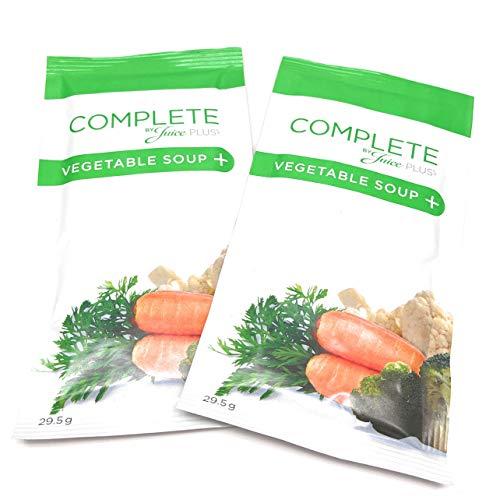 Sopa Vegetal Juice Plus+ Vegetable Soup (10 Bolsitas)