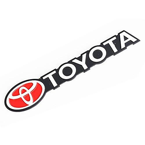 Csfssd Anwendbar auf den Camry Hybrid-Auto angebrachten Aufkleber Metalllegierung Auto Standard modifizierte