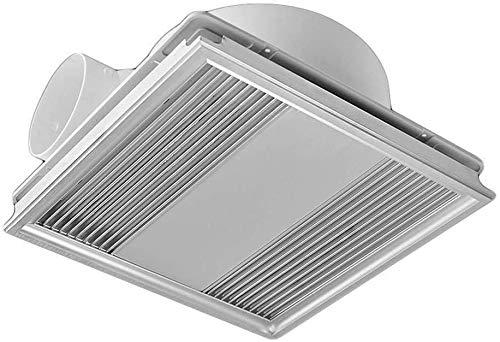 Abluftventilator Lüftungsventilator integrierter Deckenventilator Hochleistungsventilator 60 W leise und leistungsstark geeignet für Küche / Bad Decke 1206