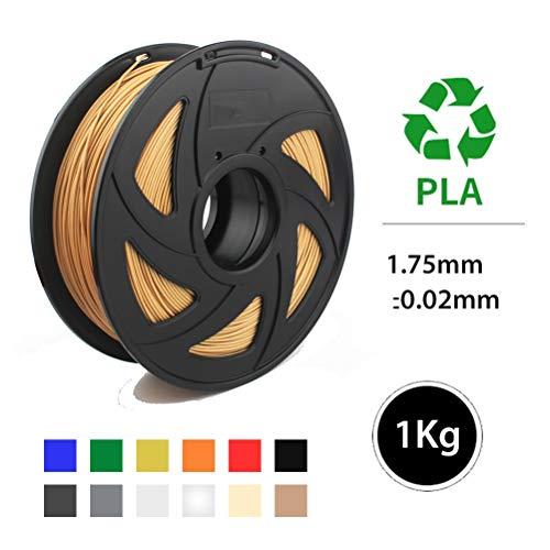 Logo 3D TPU Filament, 1.75mm, 1.0kg, 3D Printer Filaments Professional Grade 3D Printing Filament 21 neat winding(Pack of 1) (Color : Fluo rose red)