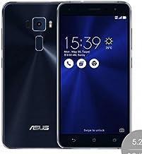 "ASUS 5.2"" ZenFone 3 ZE520KL Unlocked Cell Phone [4G LTE 3GB/32GB SAPPHIRE BLACK] - 1 Year Warranty"
