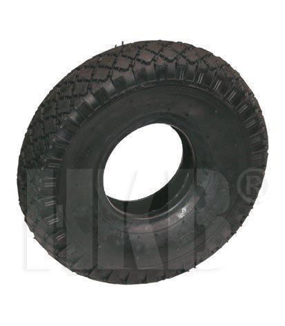 2 Stück HKB ® Reifen Mantel Decke Ersatzrad für Sackkarre Handwagen Schubkarre Quad 3,00-4 260mm, Artikel-Nr. 181610