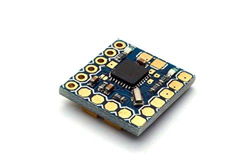 Micro OSD MinimOSD mit KV Team Mod für Flip32 und Naze32