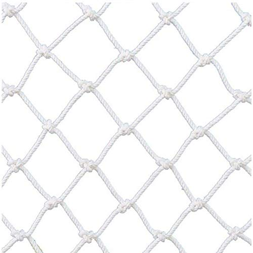 New Wlh-chair Children Protection Safety Rope Net - Baby Outdoor Nylon White Decorative Rope Net Out...