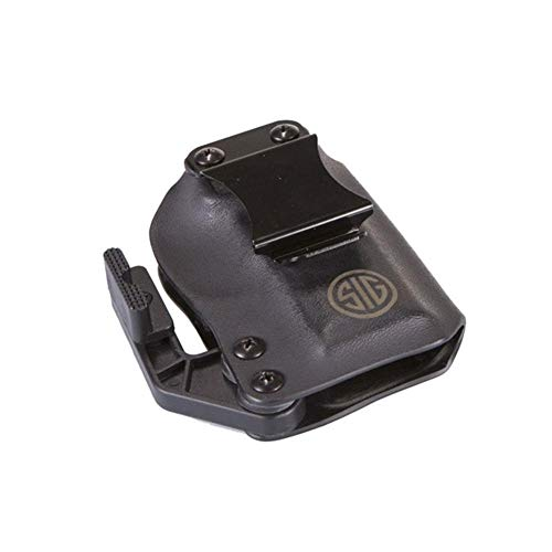 Sig Sauer Blackpoint Tactical P365 Appendix Carry Holster, Right Hand, Black, HOL-365-APX-RH