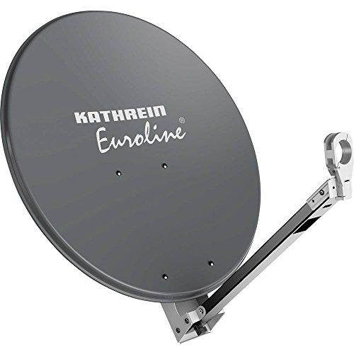Kathrein KEA 850–Antenne (10,7–12,75GHz, 0–80°, graphit, Aluminium)