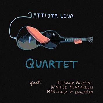 Quartet (feat. Claudio Filippini, Daniele Mencarelli & Marcello Di Leonardo)