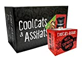 CoolCats & AssHats - The Funnest Adult Party Game + Mega Expansion Bundle