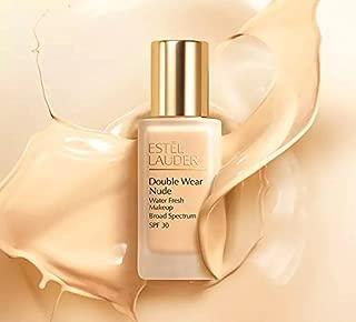 Estee Lauder Double Wear Nude Water Fresh Makeup SPF 30 - # 1W1 Bone 30ml
