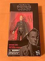 STAR WARS スター ウォーズ BLACK SERIES ブラックシリーズ フィギュア/DRYDEN VOS ドライデン・ヴォス