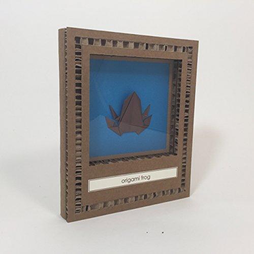 ORIGAMI - 21x25,5x3,5 cm. (Num.23)