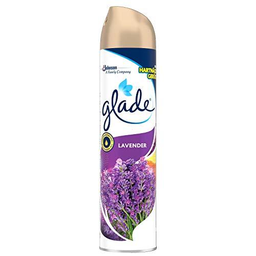 Glade (Brise) Duftspray für langanhaltende Frische in allen Räumen, Lufterfrischer Spray, Lavendel Duft, 1er Pack (1 x 300 ml)