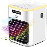 Mobiles Klimaanlage,Yunbaoit Mini Luftkühler,5 IN 1 Mobiles Klimagerät,Luftreinigender...