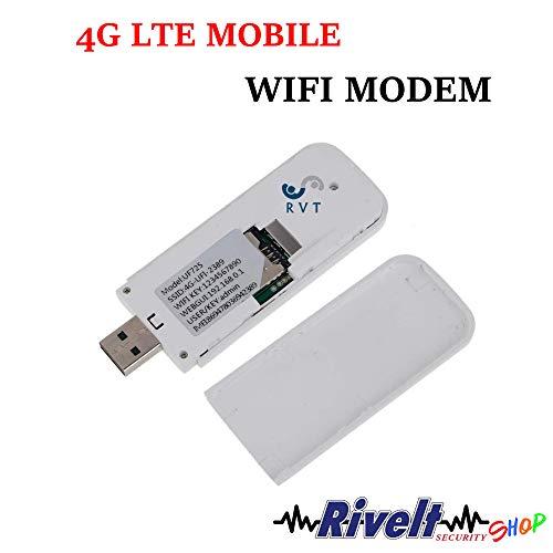 4G Internet Key LTE Router Wi-Fi Sbloccato Pocket Network Hotspot Router WiFi USB Modem Wireless con Slot per schede SIM