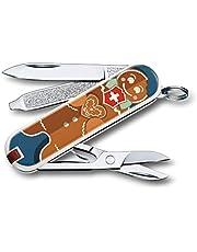 Victorinox VN06223L1909US2 Classic Gingerbread Love, Brown