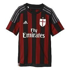Adidas Camiseta AC Milan 1ª Equipación 2015/2016 Niño