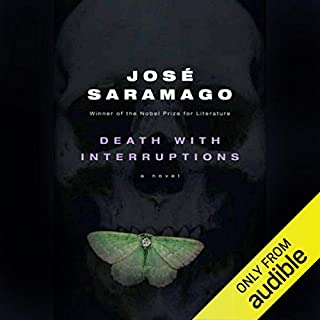 Death with Interruptions audiobook cover art