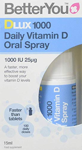 Better You | Dlux 1000 Daily Vitamin D | 4 x 15ml .