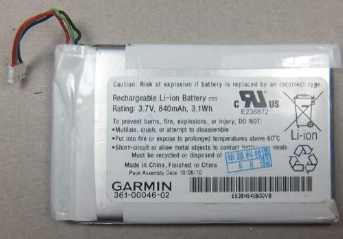 残高履歴書記憶に残るGarmin Nuvi 3400,Garmin Nuvi 3700用バッテリー 361-00046-02 新品