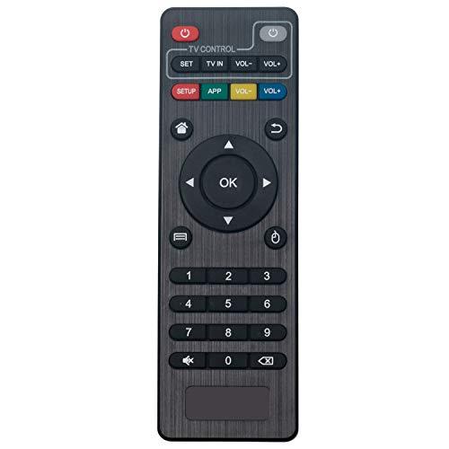 VINABTY Fernbedienung Ersatz passend für T95M T95N Android TV Box MXQ, MXQ PRO, MXQ-4K, MBOX, X96, X96 Mini, M8, M8C, M8N, M9C, M10, T95M, T95N, T95X, MX9 Amlogic S805 und S905 Android TV Box