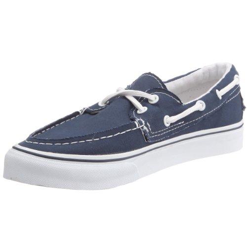 Vans Zapato del Barco, Unisex - Erwachsene Mokassins, Blau/Navy/True White, 36