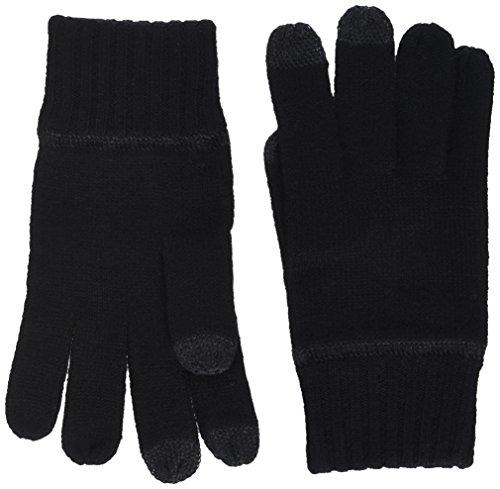 BOSS Herren Graas-3 Handschuhe, Schwarz (Black 001), One Size (Herstellergröße: STCK)