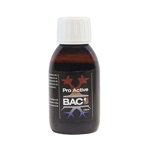 Bioestimulador para Crecimiento / Floración en cultivo BAC Pro Active (120ml)