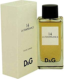 14 La Temperance by Dolce & Gabbana for Women - Eau de Toilette, 100 ml
