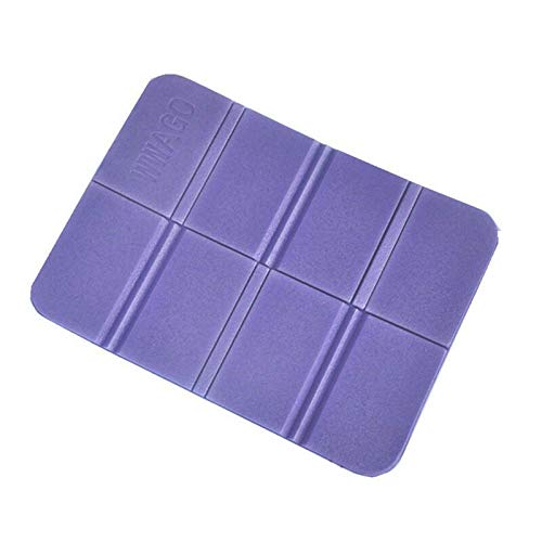 Best Design Portable Folding Seat Cushion Mat With Storage Bag Waterproof Moisture, Folding Stadium Seat - Folding Seat Cover, Portable Chair, Folding Bench, Small Folding Seat