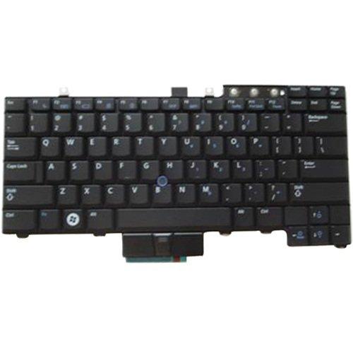 cn-0uk717–65890New Dell Latitude E5400E5500E6400E6500Tastatur w/Pointer & Tasten UK717