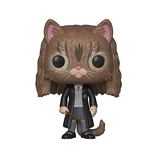 Funko 35509 POP Vinyl Harry Potter S5 Hermione Gato,